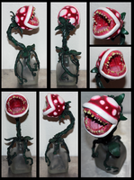 Piranha Plant by BaileysBeasts