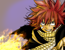 Colored Fairy Tail Mangacap - Ch. 418 - pg. 28 by FT-Terrwyn