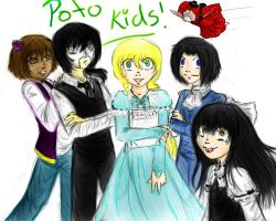 PotO kids group by eternitymaze