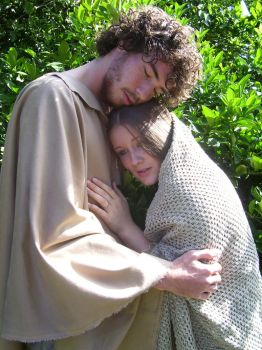 Mary and Joseph 10 by SophStock