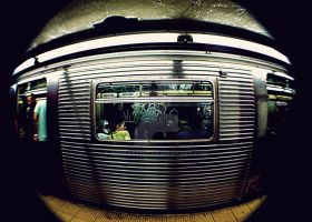 Tin Cans - NYC by aeroartist