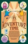 Stamp Poster Project - Adventure Time by ScarletteDiscord