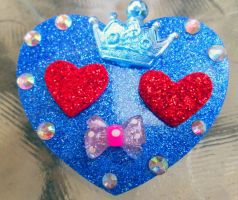 Fun and Cute Pin Heart by Stardom7