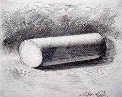 Cylinder by HuoXingC