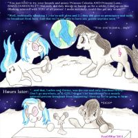 The Vinyl Scratch TapesINSPACE by FoxOFWar
