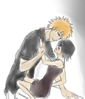IchiRuki-Sketch! by PeachBerryDivision