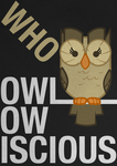 Owlowisicious TypographyPoster by Skeptic-Mousey