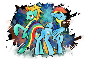 Dash y Dust by Kna