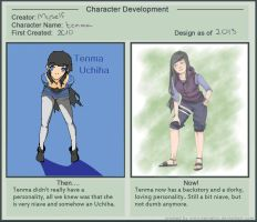 Character Development: Tenma by AbnormalZombie