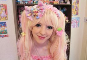 new circle lenses!!! by kittie-chi