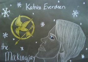 The Mockingjay by art-is-an-expression