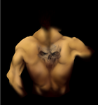 Wip of cover for Redemption by Whiteraven98