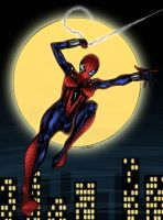 Spider Girl by RobertLaszloKiss