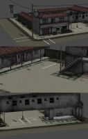 Silent Hill - Jacks Inn (download) by Mageflower