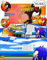 Sonic the Hedgehog Z #3 Pg. 18 August 2013 by CCI545