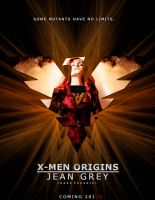 X-men origins: Jean grey by agustin09