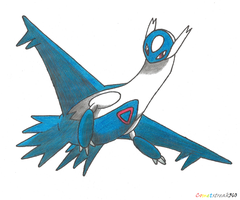 Latios by ComIsybell