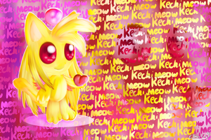 BG: Cuteness Kechi by lifegiving