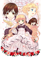 Gosick by popbackwards