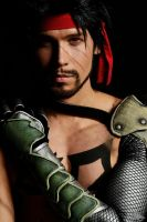 Jecht closeup - FF Dissidia - Japan Expo 2012 by Elffi