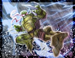 Raphael Storm by ZipDraw