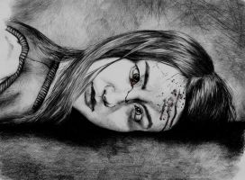 Dead girl by Kohei22