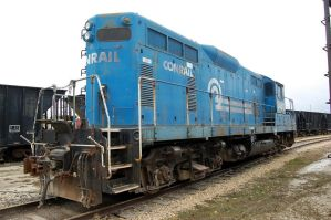 A CR GP8 in 2008 by JDAWG9806
