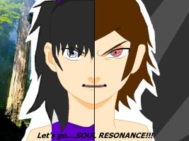 Amber and Lea_SOUL RESONANCE_ by Mello-chan91