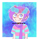 Pastel Nate [OC] New profile pic ... again by Nawkien