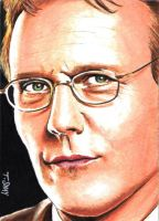 Rupert Giles Sketch Card by Dr-Horrible