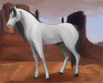 The History of the West: Told from the Saddle by MerriTheDoodler