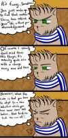 Nedercat's pondering by Humblehistorian