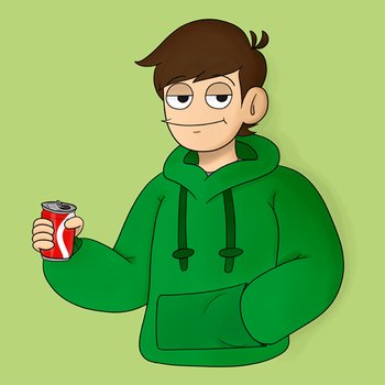 cola boy by AstralTravell