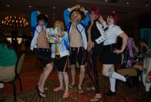 Come Join the Swimming Club! by OotoriGroupCosplay