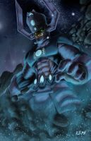 Galactus by 1314