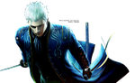 Vergil Render. by MaryLander97