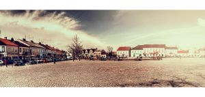 Lowicz Square by Riffo
