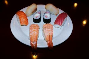 Sushi by OneLifeOneTime