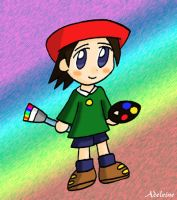 VS Adeleine by jigglysama