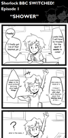 SH SWITCHED! Episode 1 Part 1 - SHOWER by Usagiko-JOvi