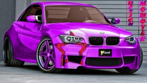 BMW 1er-M Coupe by MOMOYAK by MOMOYAK