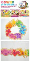 Kawaii Halloween SC Spectrum by KawaiiUniverseStudio