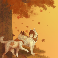 Autumn by pandapoots