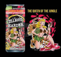 Mike's Harder: Tiger's Blood by after-the-funeral