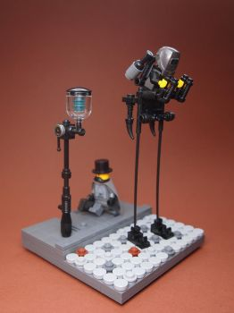 LEGO. Colonial Watchman by DwalinF