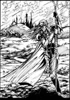 The Mourning of Faenor by PureDragon