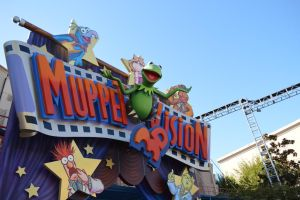 Muppet Vision 3D at Disney's CA Adventure by VoyagerHawk87