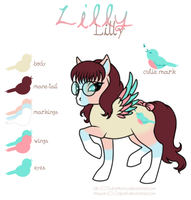 Lilly Pony by Odyrah