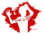 Punk is dead by 0becomingX