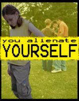 You Alienate Yourself by semper-maria